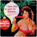 Cheesy Retro Christmas LP Covers