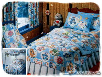 Children S Character Bedding 1970 S 1980 S Retro Musings