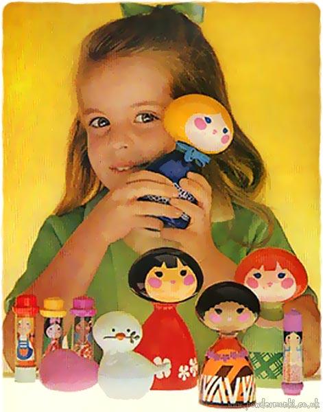 "Avon ""Small World"" ~ Cosmetic Adverts"