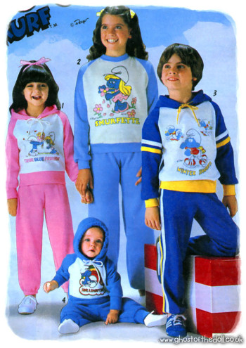 Children's Character Clothing ~ Catalogues [1980's] | Retro