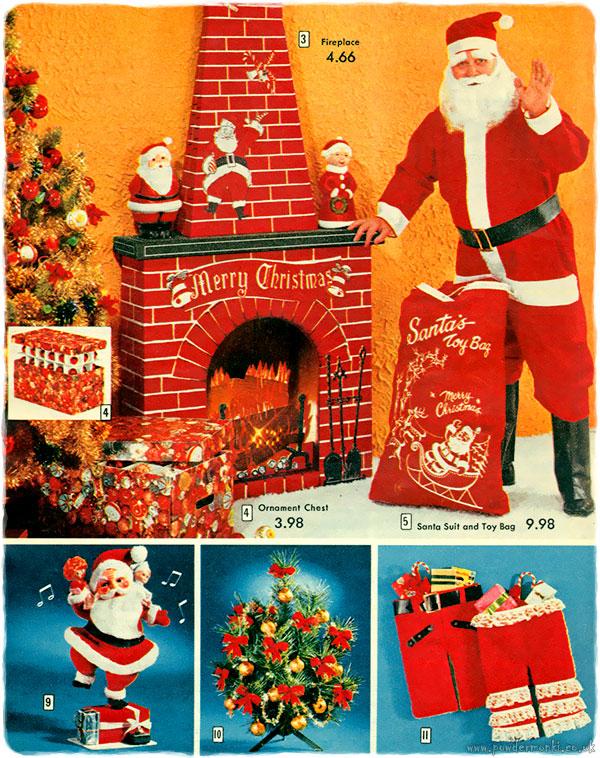 Christmas – Retro Musings