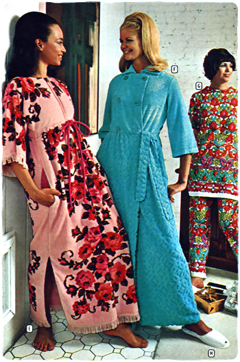 Lurid Lounge Wear Catalogues 1970 S Retro Musings