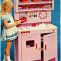 Toy Kitchen Sets ~ Catalogues [1960's-1980's]