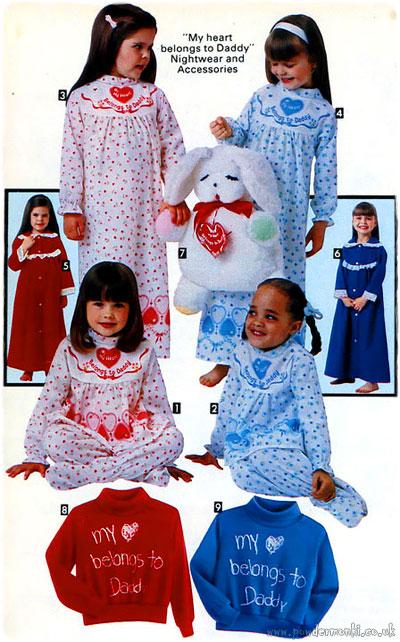 children u2019s nightwear