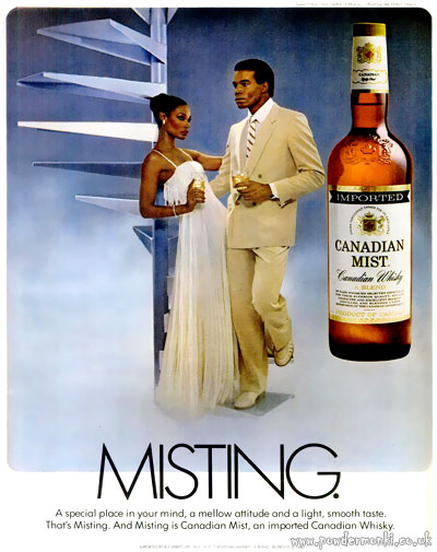 Image result for Canadian Misting ad