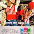Body Mist ~ Deodorant Adverts [1970-1975]