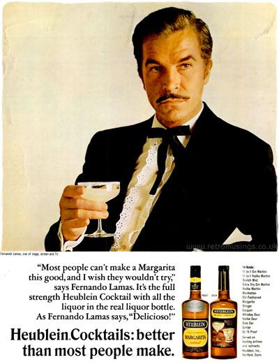 Heublein Cocktails