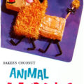 Baker's Coconut ~ Animal Cut-Up Cakes Booklet [1959]
