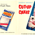 Baker's Coconut ~ Cut-Up Cakes Booklet [1956]