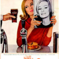 """Coca Cola """"Things Go Better With Coke"""" ~ Adverts [1963-1965]"""