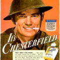 Chesterfield ~ Cigarette Adverts [1942-1945]
