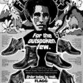 Flagg Bros ~ Men's Shoe Adverts [1966-1972]