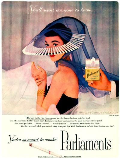 Cigarettes Vogue menthol blue ice