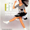 Virginia Slims [1980-1989] Cigarette Adverts ~ Style 2