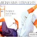 Virginia Slims Ultra Lights ~ Cigarette Adverts [1987-1988]