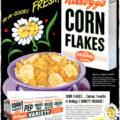 Kellogg's Variety Packs ~ Breakfast Cereal Adverts [1949]