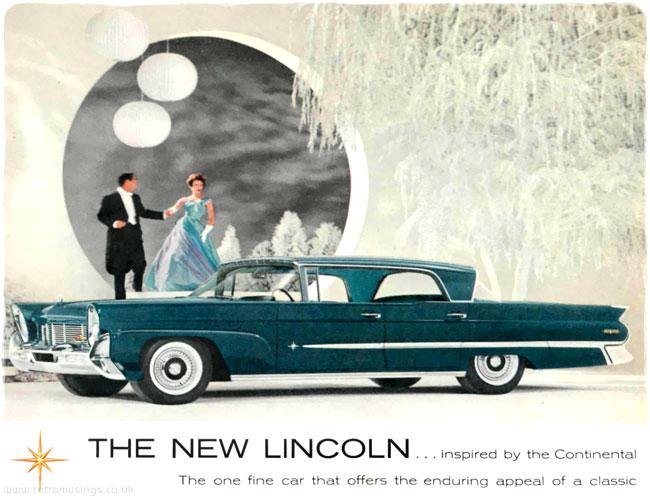Lincoln Continental Retro Musings